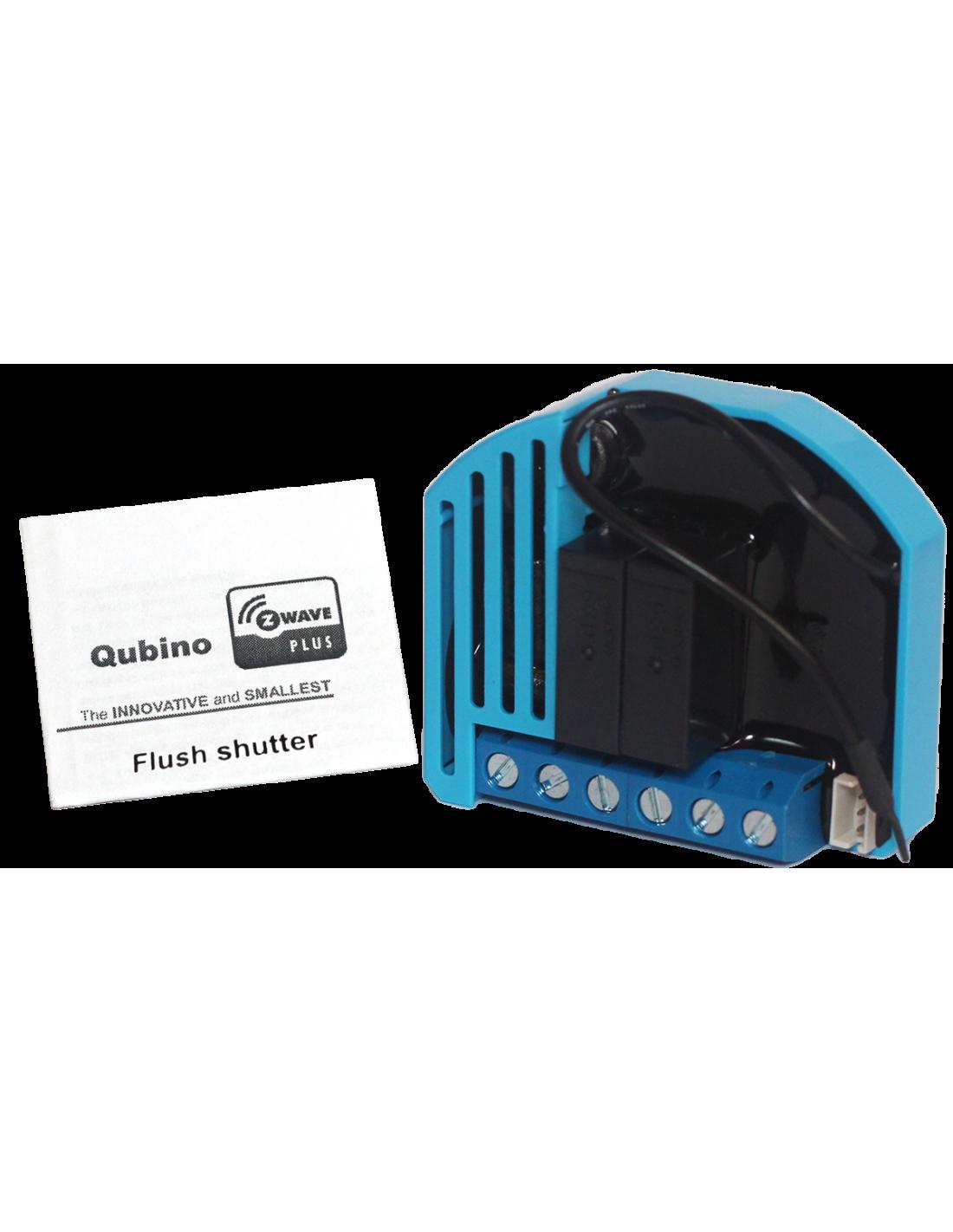 Qubino Micromodule Pour Volet Roulant Et Consomètre Z