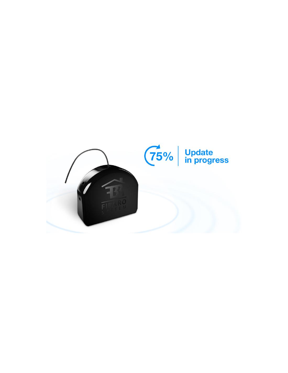 Fibaro Module Pour Volet Roulant Z Wave Fgr 223 Fibaro